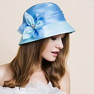 Dame Organza Headpiece Bryllup / Spesiell Leilighet Hatter Bryllup / Spesiell Leilighet 1 Deler