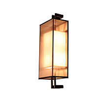 Retro Rustic Nordic  Glass Wall Lamp Bedroom Bedside Wall Sconce,  Vintage Industrial Wall Light Fixtures