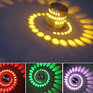 Chandeliers muraux LED / Ampoule incluse Moderne/Contemporain Métal