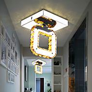 컴템포러리 / 모던 - 플러쉬 마운트 - 크리스탈 / LED - 주방 / 현관