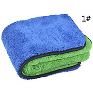 Sinland 720gsm Thick Plush Microfiber Car Cleaning Buffing Super Absorbent Drying Auto Datailing Towel 16 x 24 I nch