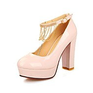 Women's Shoes Stiletto Heel Heels Pumps/Heels Wedding/Dress Black/Pink/White