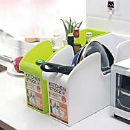 קופסות אחסון מטבח צבע אקראי