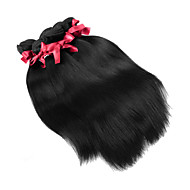 Az emberi haj sző Maláj haj Ravno 12 hónap 1 darab haj sző