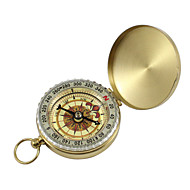 High-Grade Refined Gift Compass (compass) Type With a Luminous Compass Exquisite Pocket Watch Compass