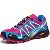 Women's Running Shoes Tulle Purple / Red