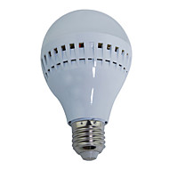 E26/E27 Lampadine globo LED A60(A19) 28 SMD 2835 850 lm Bianco caldo Luce fredda Decorativo AC 220-240 V 1 pezzo