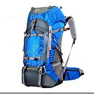 60 L Zaini da escursionismo Viaggi Duffel Zaino per escursioni Caccia Scalate Campeggio e hiking ViaggiOmpermeabile Anti-pioggia
