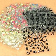 - Finger / Zehe - 3D Nails Nagelaufkleber - Andere - 50 Stück - 9.5*7CM cm