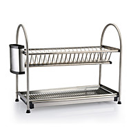 LOFALi Stainless Steel Utensils Racks Kitchen Draining Racks NO.304 מִטְבָּח פלדת אל חלד Racks & Holders