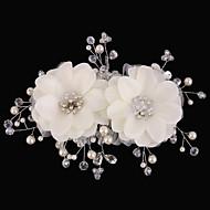 Damen / Blumenmädchen Kopfschmuck Hochzeit / Besondere Anlässe Blumen Strass Hochzeit / Besondere Anlässe 1 Stück