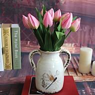 Dutch Tulip Flowers Simulation Plant (Ten Packaging)