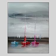 Maalattu Fantasy Pystysuora,Moderni 1 paneeli Kanvas Hang-Painted öljymaalaus For Kodinsisustus