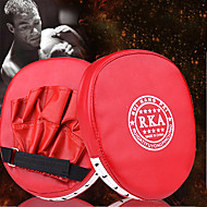 boksen punch pads training sanda wanten martial muay thai karate kick kit gebogen hand doel