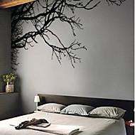 Botanisch / Mode Wand-Sticker Flugzeug-Wand Sticker , PVC 254cm*112cm