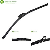 "Size 14 "" 16"" 17"" 18"" 19"" 20"" 21"" 22"" 24"" 26"" Premium Universal  Frameless Rubber Wiper Blade for Cars"