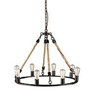 Chandeliers Mini Style Vintage Bedroom / Dining Room / Entry / Hallway Metal