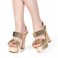 aokang® dámské kožené sandály - 342818037