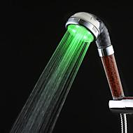 Смеситель для душа - Современный - Светодиодная лампа - Высококачественный пластик ABS ( Живопись )