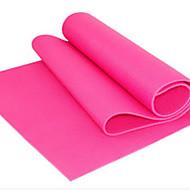 PU Mats Yoga 175*61*6 Eco-friendly / Non Toxic 6 Rosso / Blu / Verde / Viola 飞尔顿