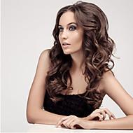 14inch Full Lace Hair Wigs Mongolian Virgin Hair 100% Human Hair Full Lace Wavy Style Wigs for Women