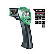 MASTECHオブジェクトの非接触赤外線温度と湿度計の表面含水量が検出されるms6530t