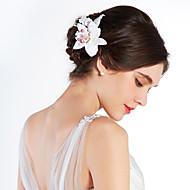 נשים בד כיסוי ראש-חתונה / אירוע מיוחד / חוץ פרחים