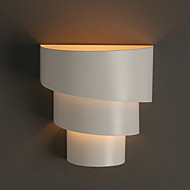 Seinälampetit LED Moderni Metalli