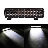 120W 12 Inch OSRAM Spot Beam LED Work Light Bar 12V 24V SUV ATV UTV Wagon 4WD 4X4 Offroad LED Driving Work Lamp