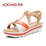 Aokang® Homme Similicuir Sandales