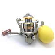 גלילי דיג סלילי טווייה 5.1:1 8 מיסבים כדוריים ניתן להחלפהדיג בים / הטלת פיתיון / דיג קרח / Spinning / דייג במים מתוקים / אחר / דיג קרפיון