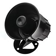 motorcykel bil skåpbil högt siren säkerhet horn 12v med 3 ljud