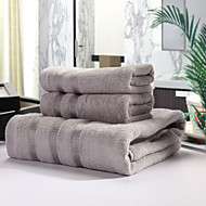 Yuxin®Bamboo Fiber Towel Bath Towel   Bamboo Towel Sets Combination  3Pcs/Set