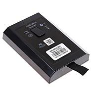 320gb hdd kit de disco en el disco duro interno para xbox 360 microsoft delgado&xbox 360 e juego de consola