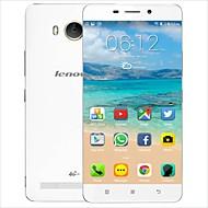 "Lenovo A5600 White 5.5""IPS Android 5.1 LTE Smartphone(Dual SIM,WiFi,GPS,Quad Core,RAM1GB +ROM8GB,8MP,3000mAh Battery)"