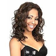europeu mulheres senhora cor secundária de qualidade top perucas onda syntheic
