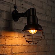 Chandeliers muraux / Lampe de lecture murales Style mini Rustique/Campagnard Métal