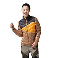 Perempuan Tops / Jaket Bulu Itik Halus Berkhemah & Mendaki / Sukan Riadah / Sukan Salji / Menuruni BukitTelus Udara / Dengan Penebat /
