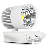 1 db. MORSEN 30 W 1 COB 3000 LM Meleg fehér / Hideg fehér Dekoratív Sínrendszeres LED világítás AC 85-265 V
