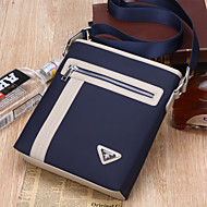 Men Oxford Cloth Casual / Outdoor / Office & Career Shoulder Bag / Travel Bag Blue / Brown / Black