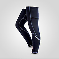 Leg Warmers/Knee Warmers BikeThermal / Warm / Windproof / Anatomic Design / Fleece Lining / Wearable / Reflective Strips / Shockproof /