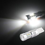 2 * T10 SMD 2323 Samsung белый 10 светодиодных автомобилей клина боковой свет лампы лампы DC 12V