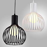 Moderne / Nutidig / Traditionel / Klassisk / Rustikk/ Hytte / Vintage / Kontor / Bedrift / Lanterne LED Metall Anheng LysStue / Soverom /