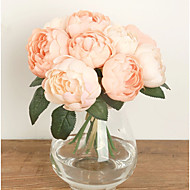 Gren Silke Roser Bordblomst Kunstige blomster