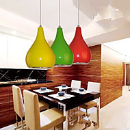 7w LED Bar Droplight Gourd Shape Dining Room Lights LED Mini Pendant Lights AC85-265v