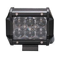 2x 30W LED Work Light Bar Offroad 12V 24V ATV Flood Offroad for  Truck 4x4 UTV