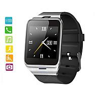 """gv18 1.54 """"orologio smart phone GSM indossabile w / macchina fotografica di controllo / remote nfc"""