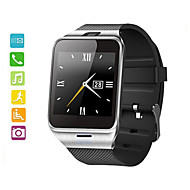 "gv18 1,54 ""draagbare gsm smartphone horloge w / NFC / afstandsbediening camera"