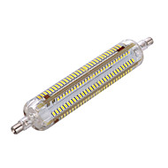 YWXLIGHT® 1 pcs R7S 118MM 18W 228*3014SMD 1650 LM 360° Warm White / Cool White T Decorative Corn Bulbs AC 220-240 V