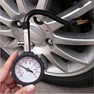 gomma di automobile pressione dei pneumatici metro calibro strumento barometri manometro tester
